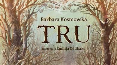 """Jaunums no Polijas! Grāmata bērniem """"Tru"""""""