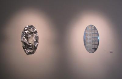 """Baltijas valstu mākslas akadēmiju Stikla mākslas apakšnozaru izstāde """"Luminous, Cutting, Shatter"""""""
