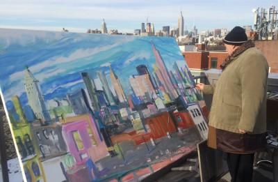 """Izstāde """"The Spirit of Cities"""" Ņujorkā"""