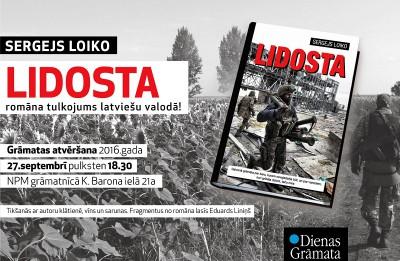 Latvijā 27.–28. septembrī viesosies «Los Angeles Times» kara korespondents, romāna par Doņeckas lidostu autors
