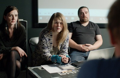 """Riga IFF: Lienes Lindes filmas """"Septiņas neveiklas seksa reizes. Pirmā daļa"""" pirmizrāde"""