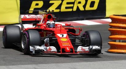 Raikonens izcīna pirmo <i>pole position</i> kopš 2008. gada