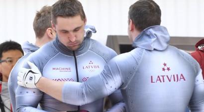 Skaidrība par olimpiskā medaļnieka Melbārža plāniem būs novembra sākumā