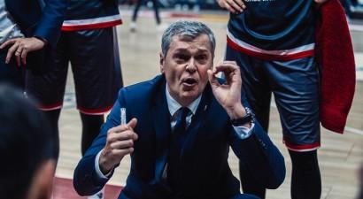 """Žurnālists: Bagatskis trenēs gan Ukrainas izlasi, gan """"Kyiv Basket"""""""