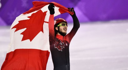 Olimpiskais čempions šorttrekā Žerārs 22 gadu vecumā beidz karjeru