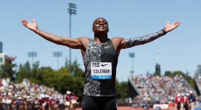 Pasaules ātrākais sprinteris Koulmens trīsreiz izvairījies no dopinga testiem
