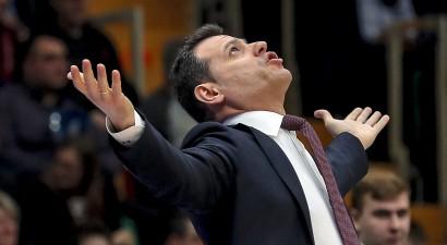 Eiropas čempione Slovēnija atbrīvo Trifunoviču un lenc Strēlnieka treneri Itudi