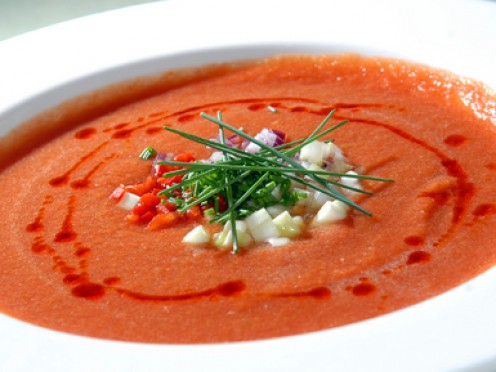 Gaspačo zupa
