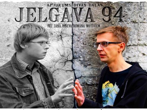 """Sestdien Spīķeros izrādīs teātra izrādi pēc romāna """"Jelgava 94"""" motīviem"""