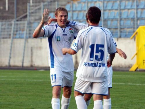 """Rudņevam un """"ZTE"""" pirmā spēle Ungārijas čempionātā"""