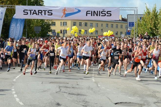 """""""Sportlat"""" Valmieras maratons – 15. septembrī"""