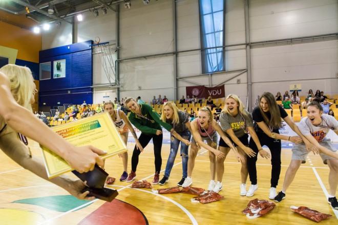 Noslēgušās XXXIII SELL Studentu sporta spēles