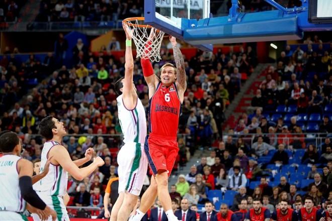 """Timma uzstāda savu Eirolīgas rekordu, """"Baskonia"""" piektā uzvara; Bertānam zaudējums"""