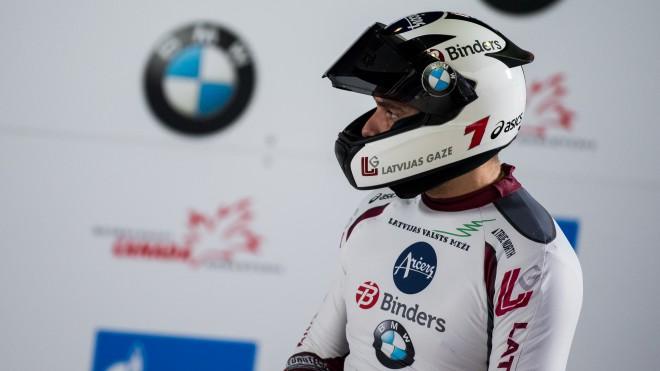 Ķibermanis un Melbārdis paliek uzreiz aiz Eiropas čempionāta godalgām