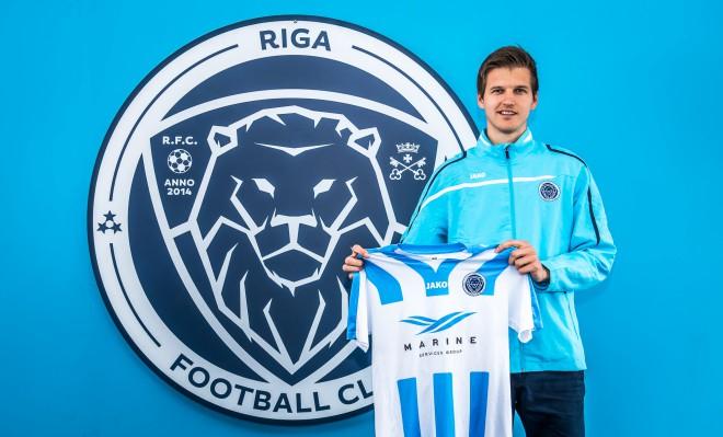 """""""Riga"""" FC piesaista piecus Latvijas futbolistus, """"Jelgava"""" - krievu"""