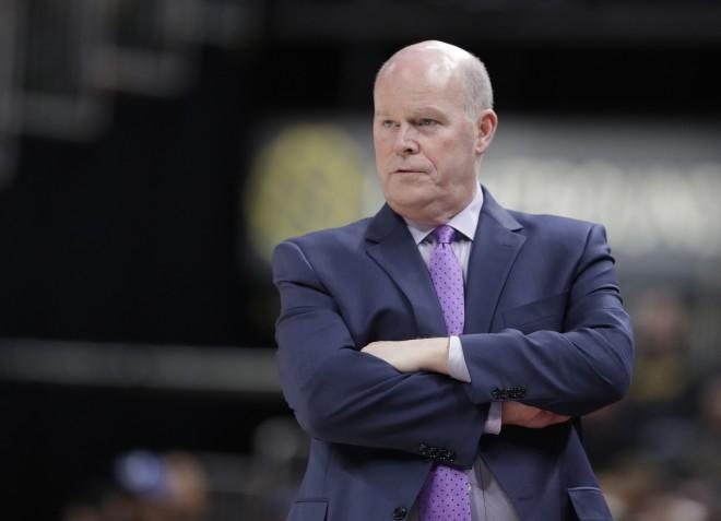 """Arī Džordans atlaiž treneri - Klifords vairs netrenēs """"Hornets"""""""