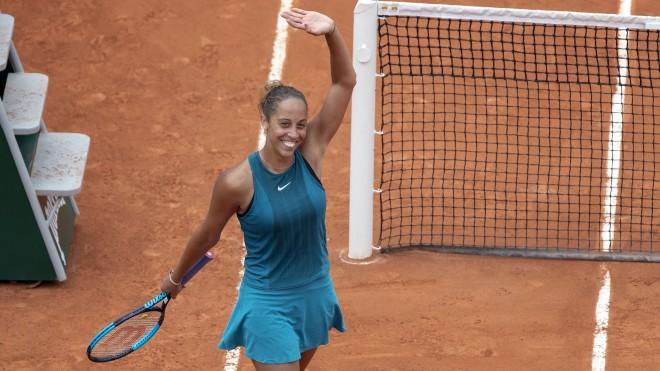 """""""French Open"""" pirmajā pusfinālā būs """"US Open"""" fināla atkārtojums"""