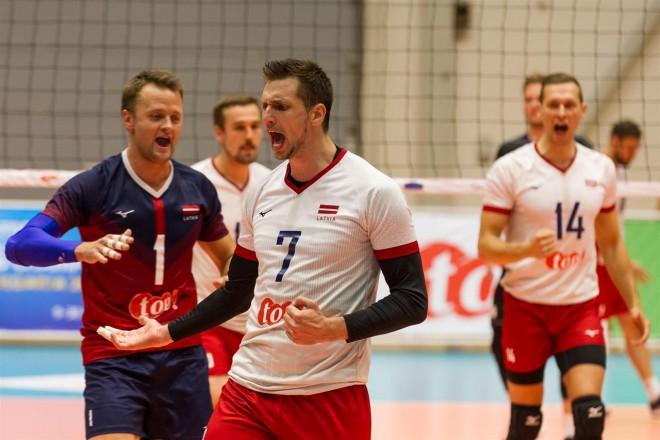 Latvijas volejbola izlases kapteinis būs Saušs