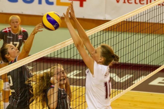 Latvija – Dānija volejbolā... uzvarētāju nenoskaidro!