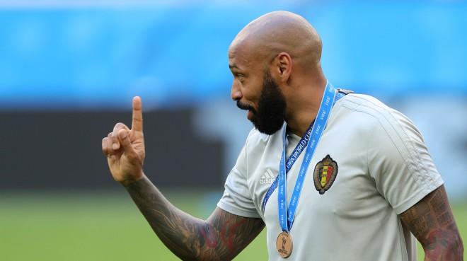 """Krīzē esošais """"Bordeaux"""" piedāvājis Tjerī Anrī galvenā trenera amatu"""