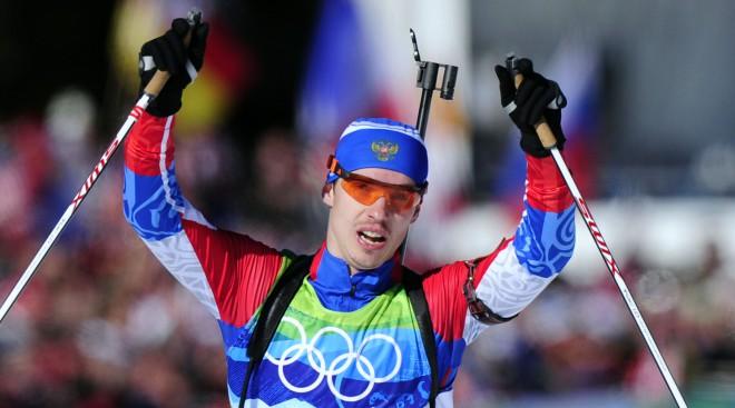 Četri krievu biatlonisti lietojuši dopingu, starp viņiem arī divi olimpiskie čempioni