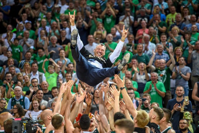 """Žalgiris"" ar biļetēm nopelnījis 3,6 miljonus eiro, klubam būs rekordbudžets"