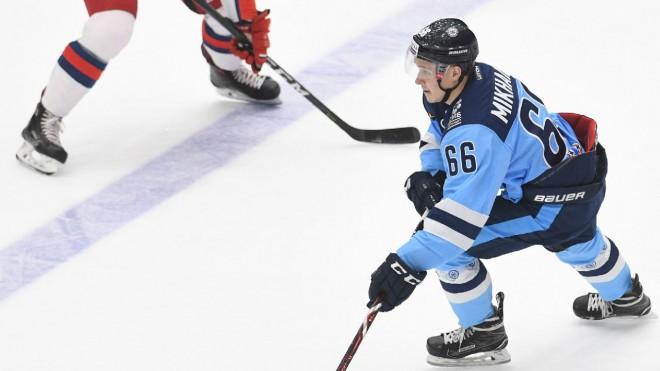 """KHL nedēļas labākais jaunais - pret """"Dinamo"""" uzvaras vārtus guvušais """"Sibir"""" uzbrucējs"""