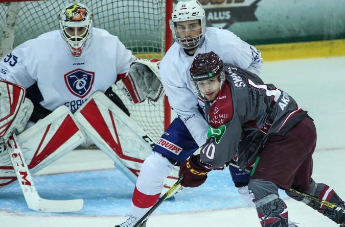 Septiņjūdžu hokeja Latvija - dārgi, toties vareni