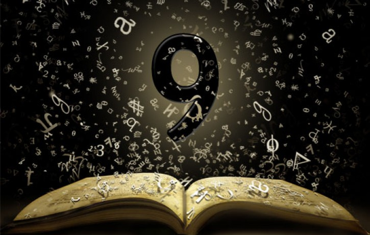Numeroloģijas raksturojums tiem, kas dzimuši 9. datumā. Pamats arī 18. un 27. datumos dzimušajiem