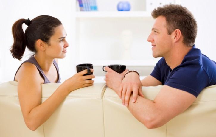Vēlaties ilgstošas attiecības? Runājiet viens ar otru atklāti