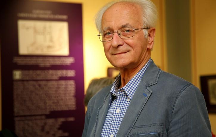 Fotogrāfam un kultūras pieminekļu pētniekam  Vitoldam Mašnovskim Durbes pilī atzīmēs 75 gadu jubileju