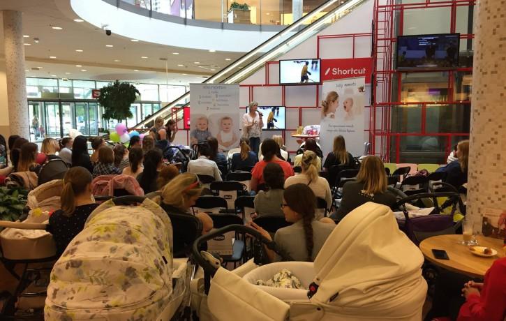 Notiks bezmaksas lekcija grūtniecēm un jaunajiem vecākiem