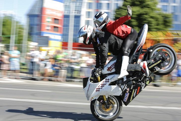 Jau tradicionāli Rīgas svētkos pulcēs daudzus moto sporta cienītājus un spēkratu īpašniekus