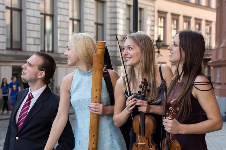 Latvijas baroka mūziķi nedēļas nogalē sniegs koncertus Vīnē