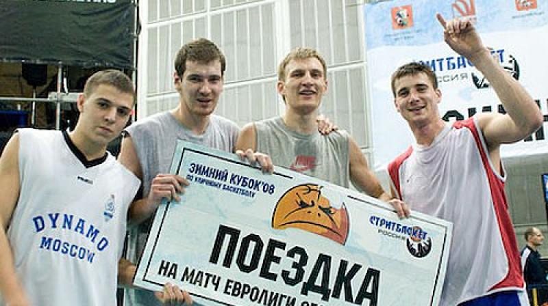Foto: Krievijas Ielu basketbola asociācija
