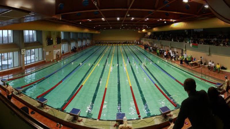 2010. gada Lietuvas atklātais čempionāts peldēšanā Foto: ltuswimming.com