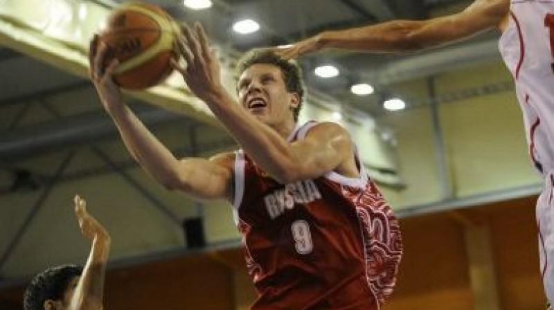 Dmitrijs Kulagins Foto: FIBA