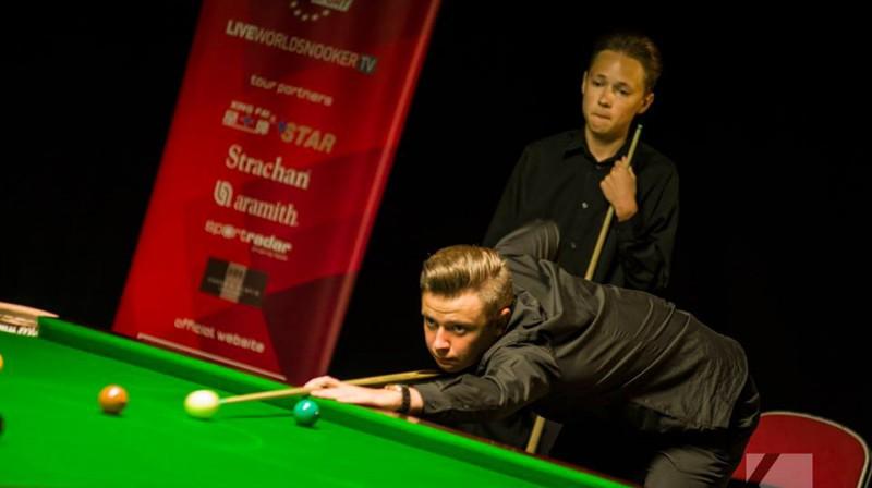 "World Snooker PTC ""RIGA OPEN 2014"""