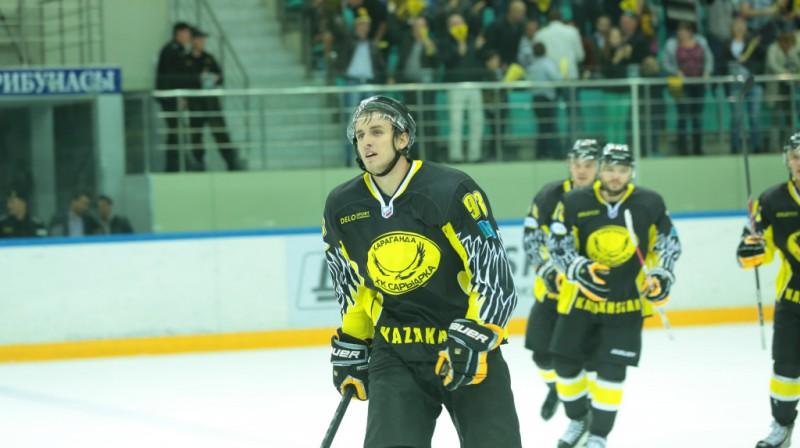 Artūrs Kuzmenkovs Foto: www.vhlru.ru