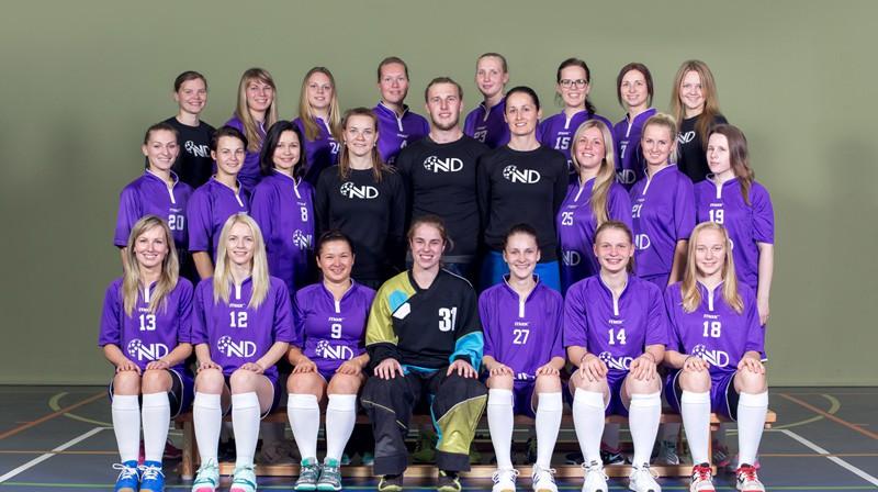 """FK NND/RJTC"" Foto: floorball.lv"