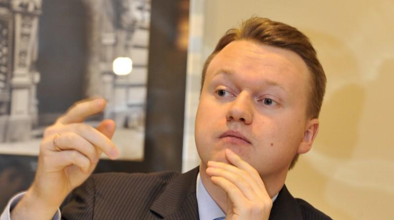 Krišjānis Kļaviņš. Foto: Romāns Kokšarovs/f64