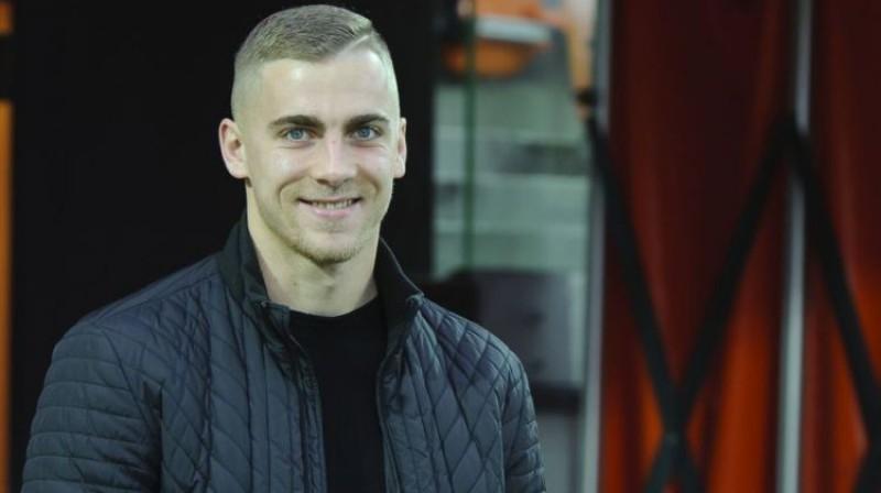 Vladislavs Gutkovskis. Foto: Bruk-Bet Termalica