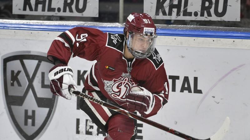 Daniels Bērziņš. Foto: Romāns Kokšarovs/f64