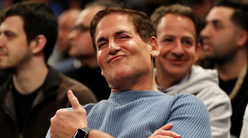 Marks Kjūbans 2019. gada 30. janvārī Ņujorkā. Foto: AFP/Scanpix