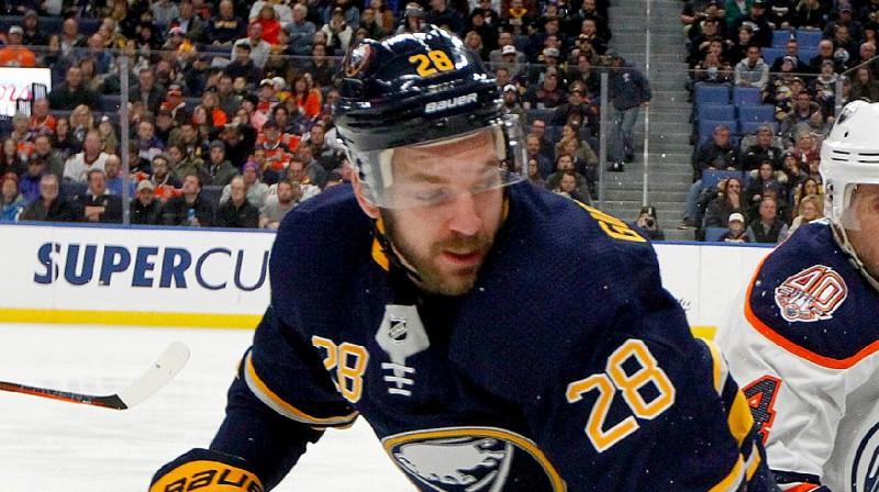 Zemgus Girgensons. Foto: Zumapress.com / Scanpix