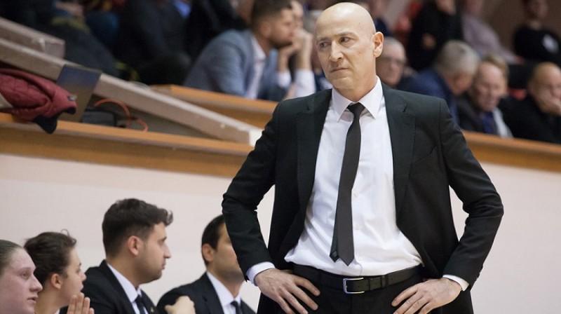 Džeihuns Jildizolu: treneris, kura vadībā Turcija guvusi lielākos panākumus. Foto: FIBA