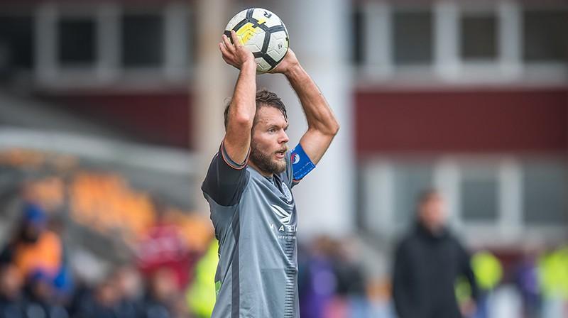 Vladislavs Gabovs. Foto: Zigismunds Zālmanis (Riga FC)