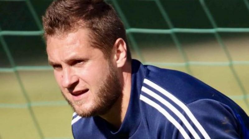 Konstantins Mahnovskis. Foto: FK Ventspils
