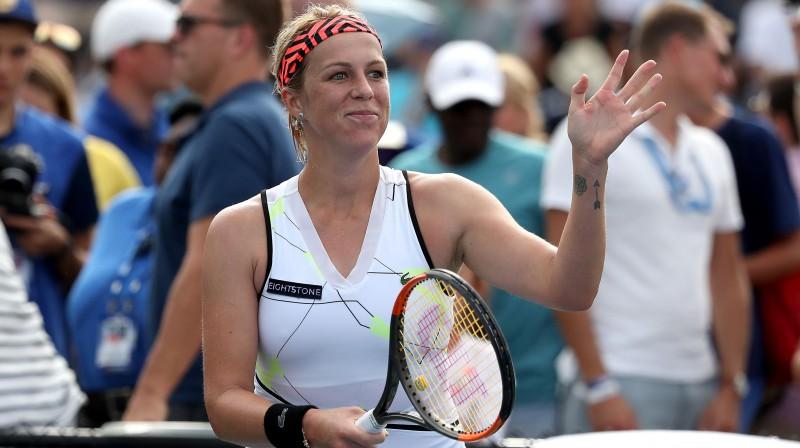 Anastasija Pavļučenkova. Foto: AFP/Scanpix