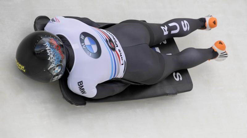 Jeļena Ņikitina. Foto: AP/Scanpix